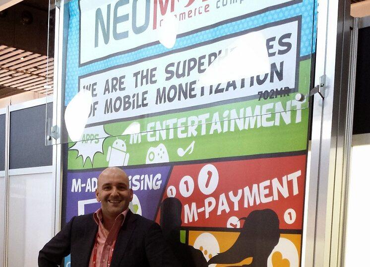 Claudio Rossi Imprenditore e Business Coach al Mobile World Congress