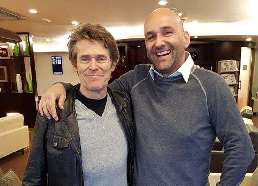 Claudio Rossi Imprenditore e Business Coach con Daniel Defoe