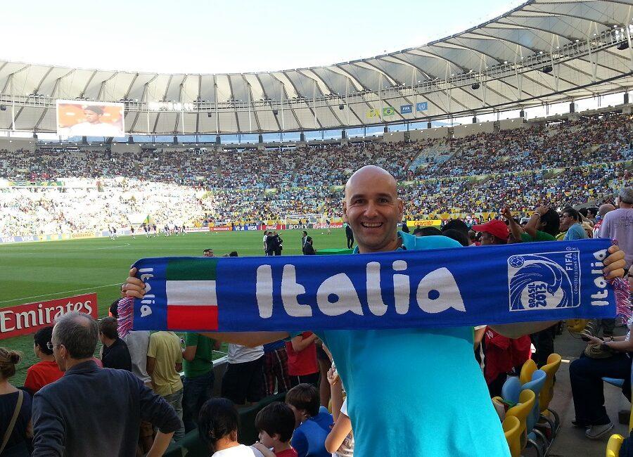 Claudio Rossi Imprenditore e Business Coach al Maracanà